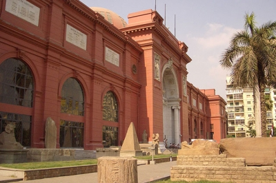 Pyramids & Egyptian museum tour